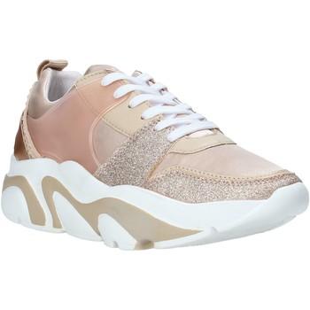kengät Naiset Matalavartiset tennarit Apepazza S0EASY01/MIX Vaaleanpunainen