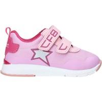 kengät Tytöt Matalavartiset tennarit Falcotto 2013512 01 Vaaleanpunainen