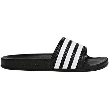 kengät Lapset Rantasandaalit adidas Originals BA7130 Musta