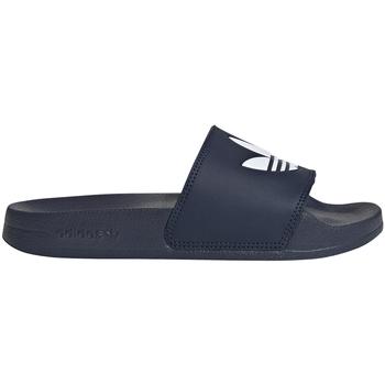 kengät Lapset Rantasandaalit adidas Originals FU9178 Sininen