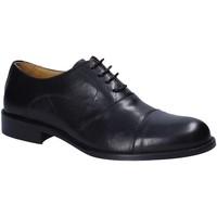 kengät Miehet Derby-kengät Exton 6014 Musta