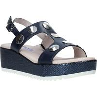 kengät Naiset Sandaalit ja avokkaat Comart 503430PE Sininen