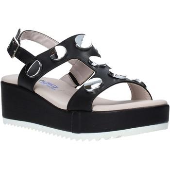 kengät Naiset Sandaalit ja avokkaat Comart 503430 Musta
