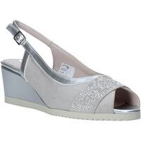 kengät Naiset Sandaalit ja avokkaat Comart 022889ST Harmaa