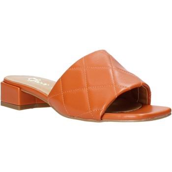 kengät Naiset Sandaalit Grace Shoes 971Y001 Oranssi