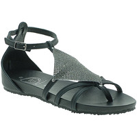 kengät Naiset Sandaalit ja avokkaat 18+ 6108 Musta