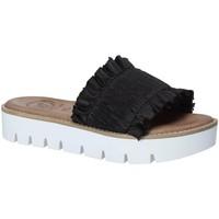 kengät Naiset Sandaalit 18+ 5812 Musta