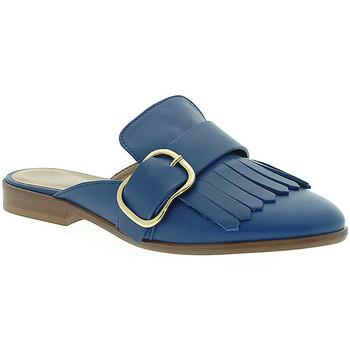kengät Naiset Puukengät Mally 6116 Sininen