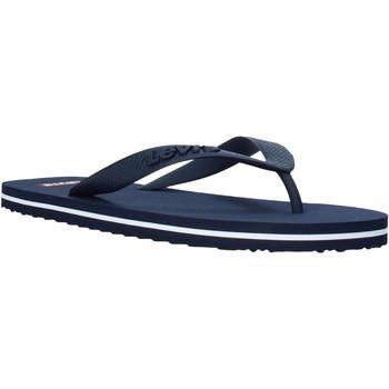 kengät Naiset Varvassandaalit Levi's 229817 753 Sininen