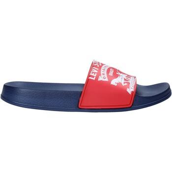 kengät Lapset Rantasandaalit Levi's VPOL0037S Punainen
