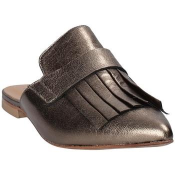 kengät Naiset Puukengät Mally 6173 Harmaa