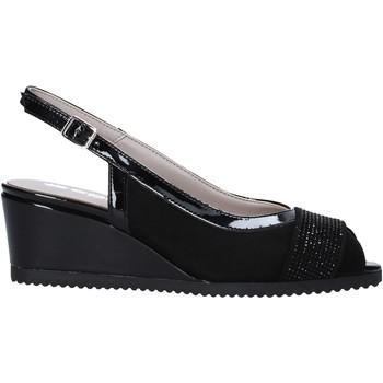 kengät Naiset Sandaalit ja avokkaat Comart 022889ST Musta