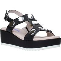 kengät Naiset Sandaalit ja avokkaat Comart 503430PE Musta