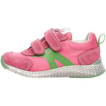 kengät Tytöt Matalavartiset tennarit Naturino 2014902 01 Vaaleanpunainen