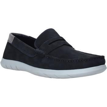 kengät Miehet Mokkasiinit Impronte IM01083A Sininen