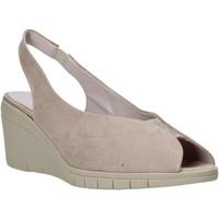kengät Naiset Sandaalit ja avokkaat Comart 4D3415GT Beige