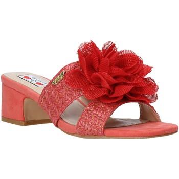 kengät Naiset Sandaalit Love To Love EVA5106 Punainen