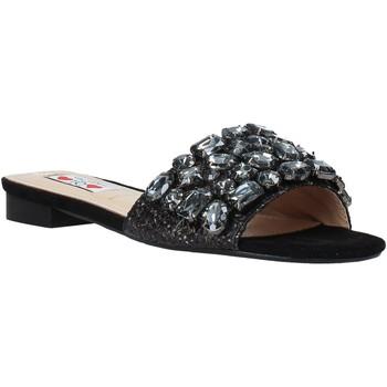 kengät Naiset Sandaalit Love To Love ALE 183 Musta