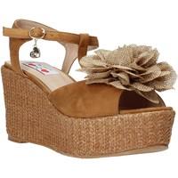 kengät Naiset Sandaalit ja avokkaat Love To Love GIN575 Ruskea