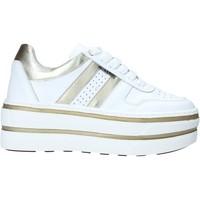 kengät Naiset Matalavartiset tennarit Exton 1505 Valkoinen