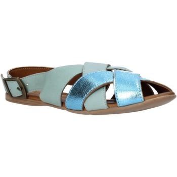 kengät Naiset Sandaalit ja avokkaat Bueno Shoes 9J2103 Sininen
