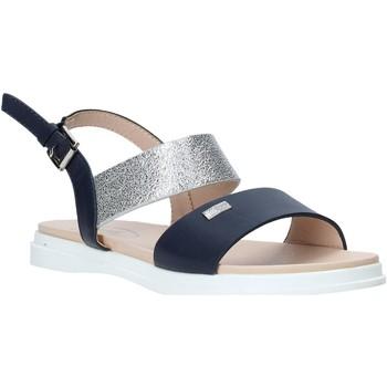 kengät Tytöt Sandaalit ja avokkaat Miss Sixty S20-SMS765 Sininen