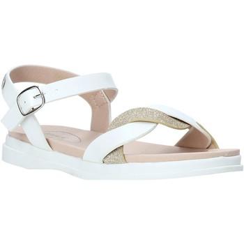 kengät Tytöt Sandaalit ja avokkaat Miss Sixty S20-SMS764 Valkoinen
