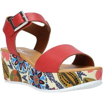 kengät Naiset Sandaalit ja avokkaat Grace Shoes 03 Punainen