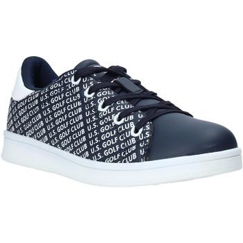 kengät Lapset Matalavartiset tennarit U.s. Golf S20-SUK621 Sininen