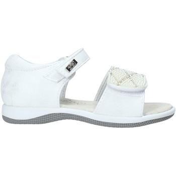 kengät Tytöt Sandaalit ja avokkaat Miss Sixty S20-SMS756 Valkoinen