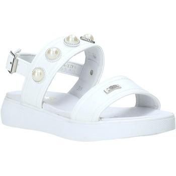 kengät Tytöt Sandaalit ja avokkaat Miss Sixty S20-SMS772 Valkoinen