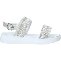 kengät Tytöt Sandaalit ja avokkaat Miss Sixty S20-SMS774 Hopea