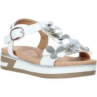 kengät Tytöt Sandaalit ja avokkaat Miss Sixty S20-SMS781 Valkoinen