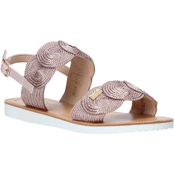 kengät Tytöt Sandaalit ja avokkaat Miss Sixty S20-SMS786 Vaaleanpunainen