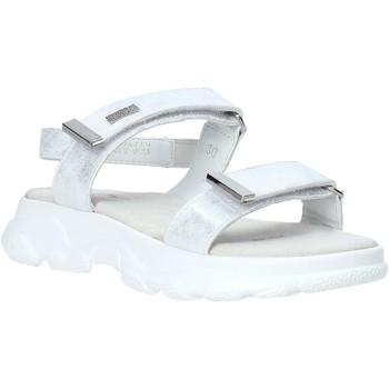 kengät Tytöt Sandaalit ja avokkaat Miss Sixty S20-SMS788 Valkoinen