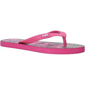 kengät Naiset Varvassandaalit Pyrex PY020164 Vaaleanpunainen