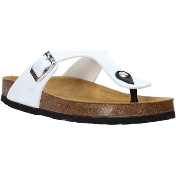 kengät Lapset Varvassandaalit Bamboo BAM-222 Valkoinen