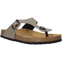 kengät Lapset Varvassandaalit Bamboo BAM-222 Beige