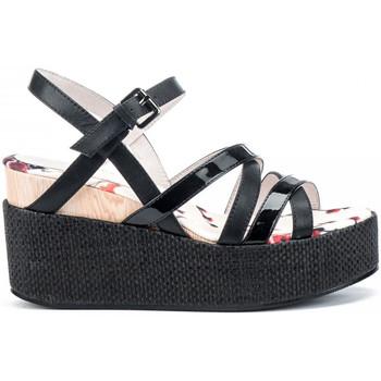 kengät Naiset Sandaalit ja avokkaat Lumberjack SW40006 003 O20 Musta