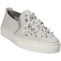 kengät Naiset Tennarit The Flexx B108_56 Harmaa
