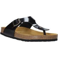 kengät Lapset Varvassandaalit Bamboo BAM-222 Musta