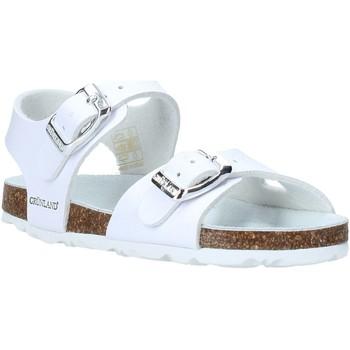 kengät Lapset Sandaalit ja avokkaat Grunland SB0027 Valkoinen