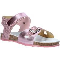 kengät Tytöt Sandaalit ja avokkaat Grunland SB1501 Vaaleanpunainen
