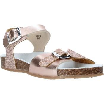 kengät Tytöt Sandaalit ja avokkaat Grunland SB1500 Beige