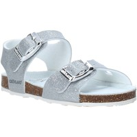 kengät Lapset Sandaalit ja avokkaat Grunland SB1258 Hopea
