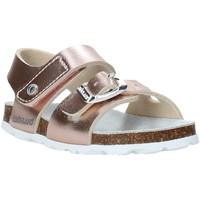 kengät Tytöt Sandaalit ja avokkaat Grunland SB0389 Vaaleanpunainen