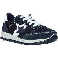kengät Lapset Matalavartiset tennarit Primigi 5378411 Sininen