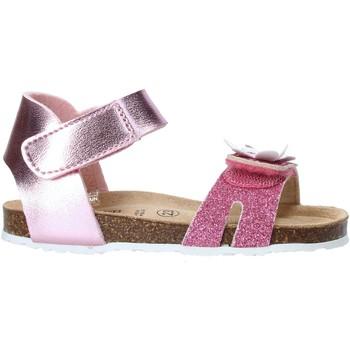 kengät Tytöt Sandaalit ja avokkaat Grunland SB1545 Vaaleanpunainen