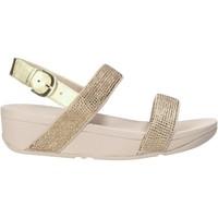 kengät Naiset Sandaalit ja avokkaat FitFlop T77-667 Kulta