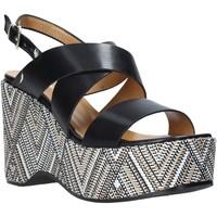 kengät Naiset Sandaalit ja avokkaat Grace Shoes 104010 Musta